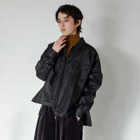 TAFFETA ZIP UP JACKET(JC2007)