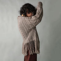 CABLE KNIT CARDIGAN(KB2022)