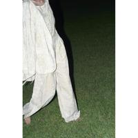 VELVET STRAIGHT PANTS(PB1007)