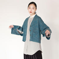 MIX TWEED KNIT CARDIGAN(KC2012)