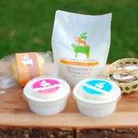 【11月~3月末まで限定】ウシのチーズ5種セット【Bタイプ】