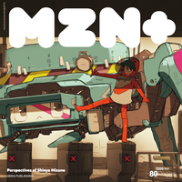 mzn+ / Perspectives of Shinya Mizuno [fanzine]