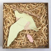 iriki  |  鳥モビール  hato (small)