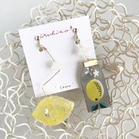 aruhino  |  lemon イヤリング〈金具変更可能〉