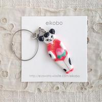 eikobo  |  猫ドールバッグチャーム(桃マン)