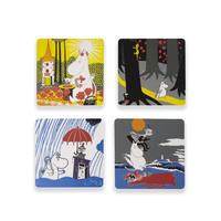 Opto Design ムーミンコースター4枚組