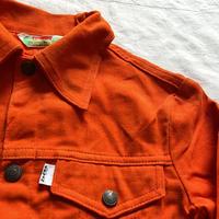 70's Levi's Heavy cotton jacket [M084]