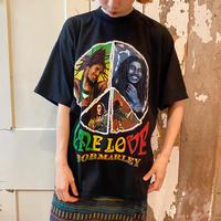 used 『BOB MARLEY』ライブ ONE LOVE バンドTシャツ[8976]