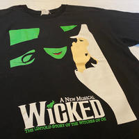 WICKED T-shirts [M028]