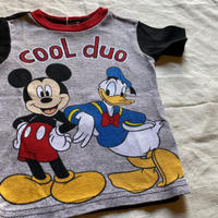 Micky and Donald T-shirt [M087]