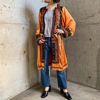 VINTAGEパキスタンバロチ刺繍ドレス[9288]