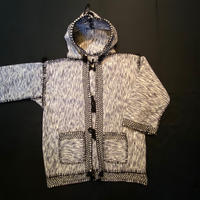 Mexican cotton rug jacket [M058]