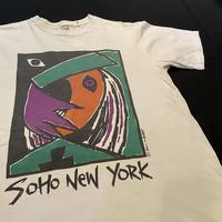 SOHO New York T-shirts [M008]