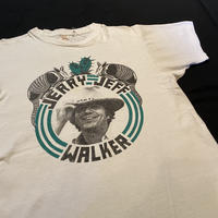 70's Jerry Jeff Walker T-shirts [M025]
