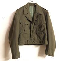 military  アイクジャケット (KHAKI) [7316]