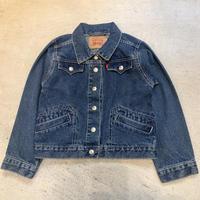 【KIDS】VINTAGE  Levi's デニムジャケット(BLUE)[7397]