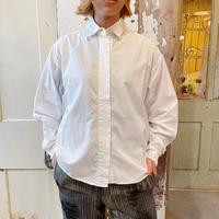 1970s vintage 刺繍入り コットンシャツ [8769]