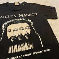 MARILYN MANSON T-shirts [M012]