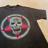 80's Skull T-shirt [M049]