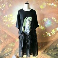 zechia MAKEOVER☆アリスT-shirt / 2XL