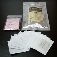 足裏シート彼岸花・曼珠沙華・Red spider lily(1袋20枚入)