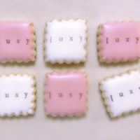 Name入 プチキューブクッキー (6個セット)