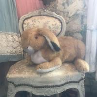 Vintage Bunny Bag