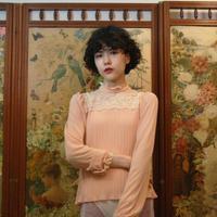 1970s Chiffon blouse