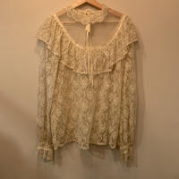 1970s lace top