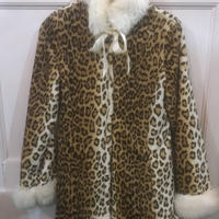 Leopard Coat Made in Italy