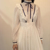 GUNNE SAX polka dot dress