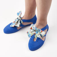 K106 BLUE Bathing Shoes