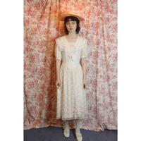 Gunnne Sax Jessica Mcclintock pink dress