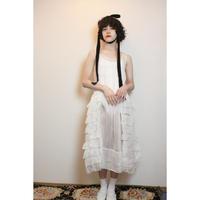 rare - Antique organdy dress