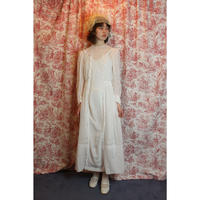 Antique communion dress