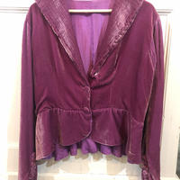 1920〜30's Velvet jacket