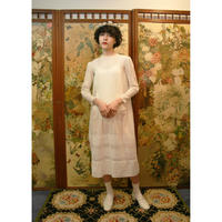 Antique cotton dress