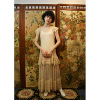 1920s chiffon flapper dress