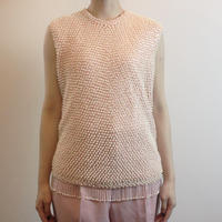 K39 1960s Pearl Knit Top