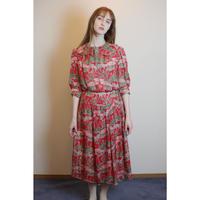 D88 -  Anna Belinda floral  dress