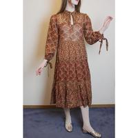 D782 -  Indian cotton dress
