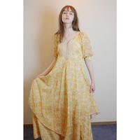 D326 -  Anna Belinda floral dress