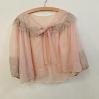 vintage lingerie cape