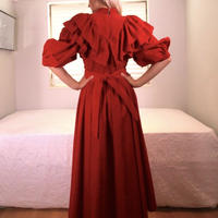 Wonderful Droopy and Brown corduroy Prairie dress