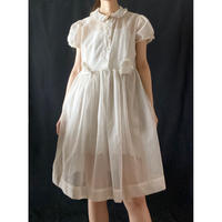 1950s sheer kids dress