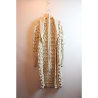 LORENA CONTI - Crochet Gown