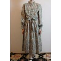 D527 Liberty Peacock Dress