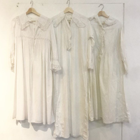 Antique cotton sleepwear