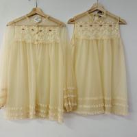 1960s lingerie set up