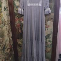 Laura Ashley vintage maxi dress